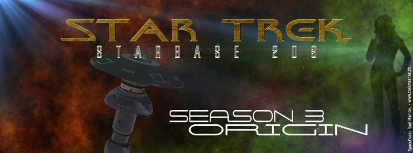 Starbase 203 Season 3